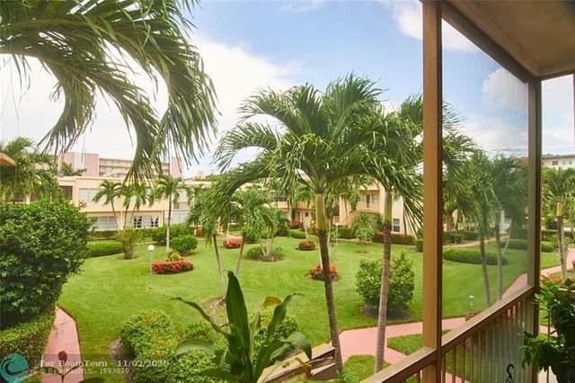 851 NE 14TH AV #417, Hallandale, FL 33009 (MLS #F10235249) :: Berkshire Hathaway HomeServices EWM Realty