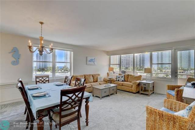 3300 NE 36th Street #509, Fort Lauderdale, FL 33308 (#F10235415) :: Ryan Jennings Group