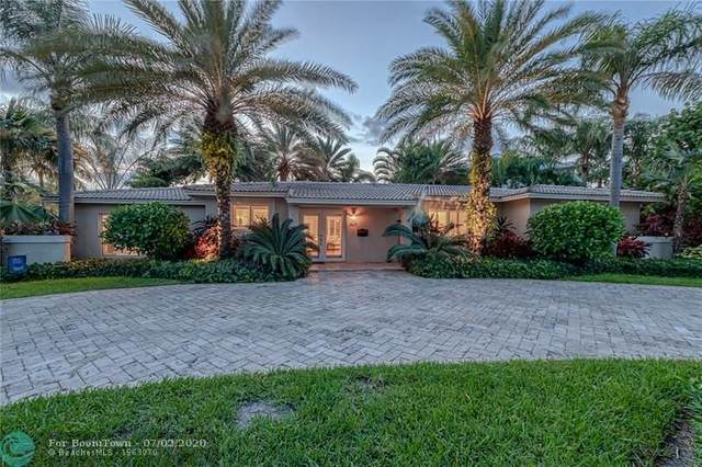 3417 NE 31st Ave, Lighthouse Point, FL 33064 (MLS #F10235460) :: Castelli Real Estate Services