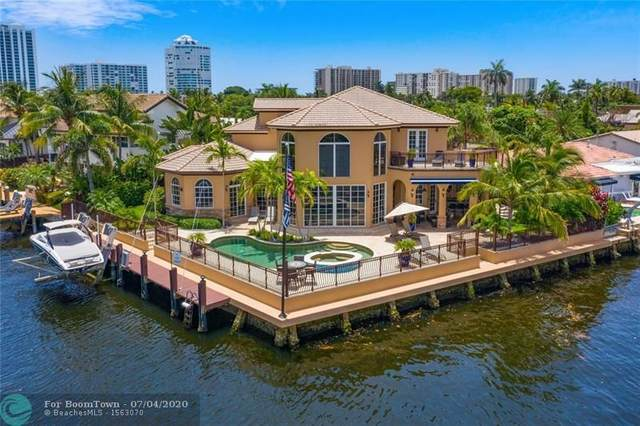 1937 Tropic Isle, Lauderdale By The Sea, FL 33062 (MLS #F10235629) :: Green Realty Properties