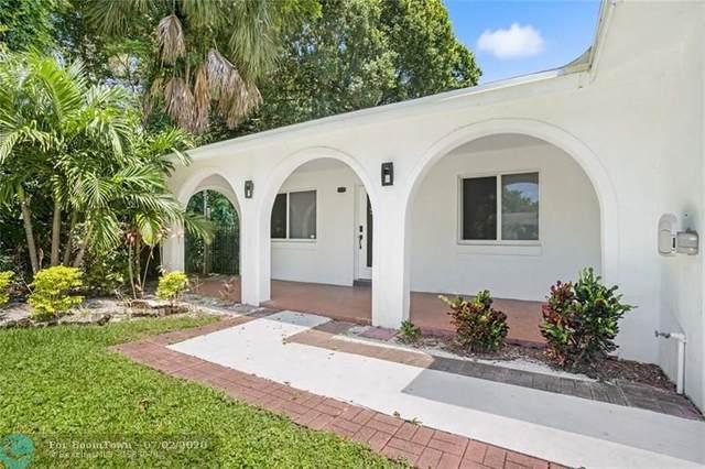 1421 SW 32nd St, Fort Lauderdale, FL 33315 (MLS #F10236159) :: Green Realty Properties