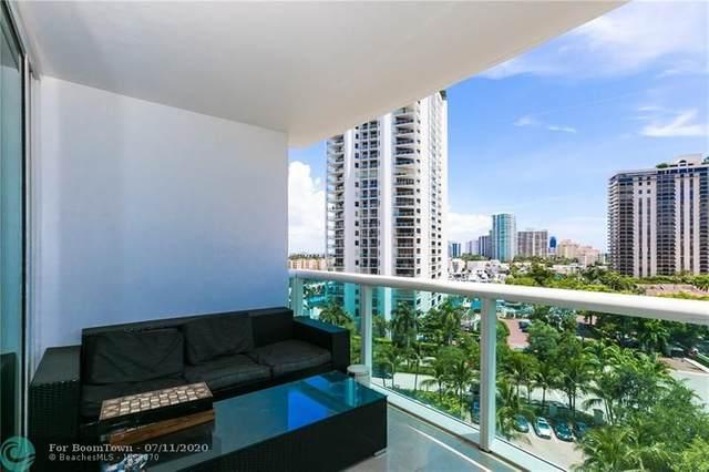 19400 Turnberry Way #721, Aventura, FL 33180 (MLS #F10236370) :: Green Realty Properties
