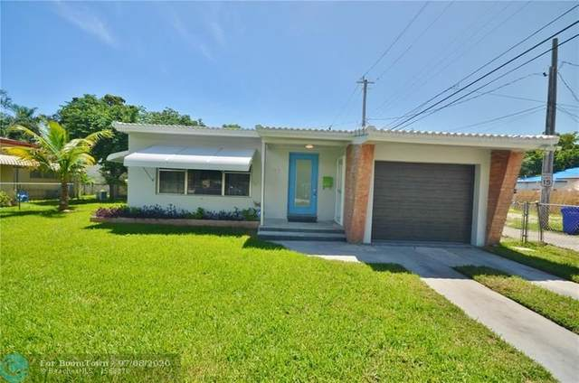517 S 19th Ave, Hollywood, FL 33020 (#F10236420) :: The Rizzuto Woodman Team