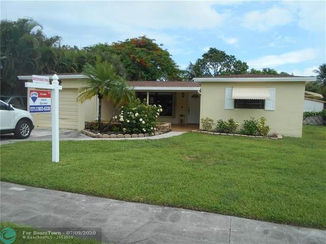 112 NW 69th Ter, Margate, FL 33063 (MLS #F10236807) :: THE BANNON GROUP at RE/MAX CONSULTANTS REALTY I
