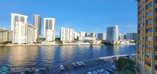 100 Golden Isles Dr #706, Hallandale, FL 33009 (#F10237481) :: Posh Properties