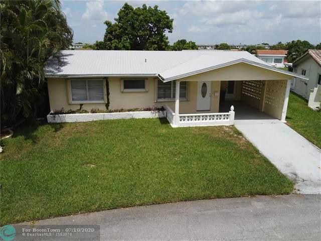 4703 NW 47th Ave, Tamarac, FL 33319 (MLS #F10237585) :: Berkshire Hathaway HomeServices EWM Realty