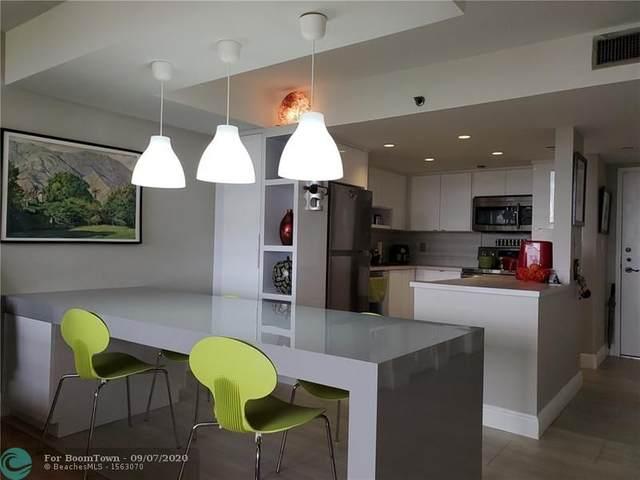 1100 Saint Charles Place #606, Pembroke Pines, FL 33026 (#F10237814) :: Posh Properties