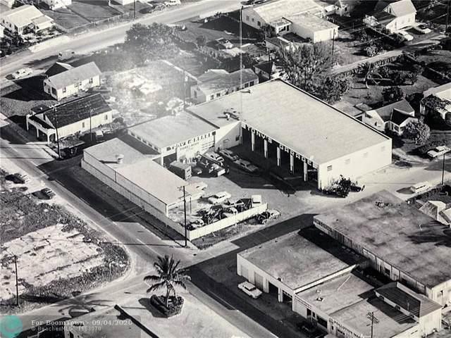 1945 Hayes St, Hollywood, FL 33020 (MLS #F10237945) :: Patty Accorto Team