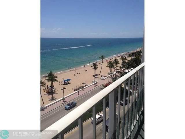 209 N Fort Lauderdale Beach Blvd 6H, Fort Lauderdale, FL 33304 (MLS #F10238058) :: Laurie Finkelstein Reader Team