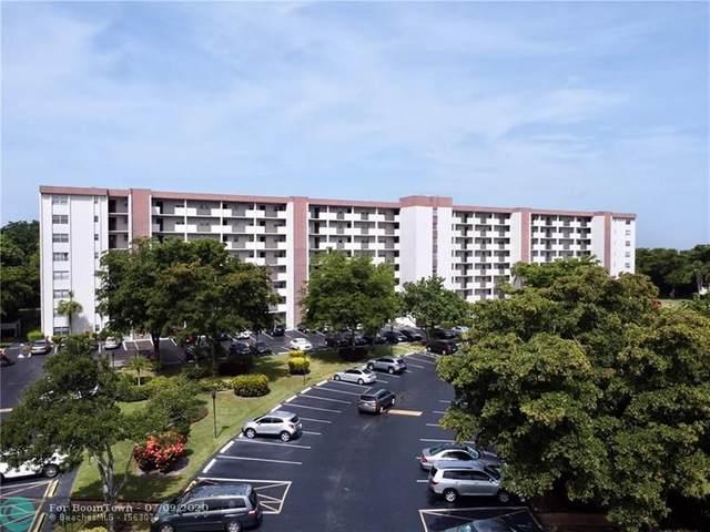 5900 NW 44th St #806, Lauderhill, FL 33319 (#F10238107) :: Posh Properties