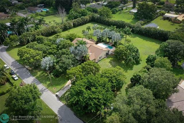 3801 NW 97th Ave, Cooper City, FL 33024 (MLS #F10238365) :: Green Realty Properties