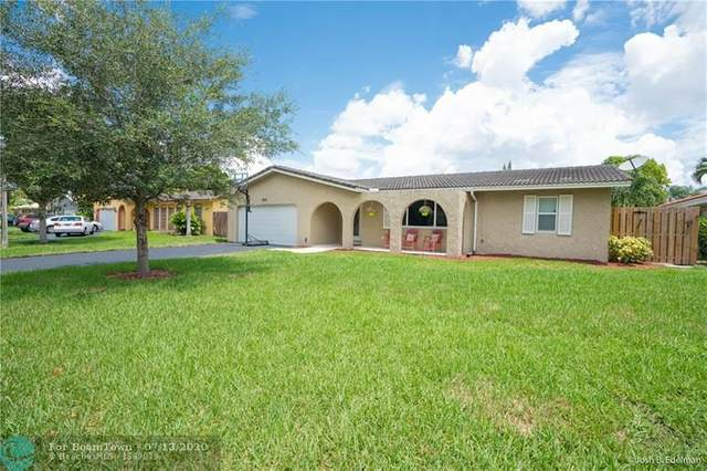 11241 NW 39th Ct, Coral Springs, FL 33065 (MLS #F10238421) :: United Realty Group
