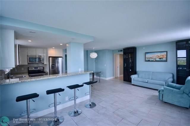 1505 N Riverside Dr #804, Pompano Beach, FL 33062 (MLS #F10238541) :: Castelli Real Estate Services