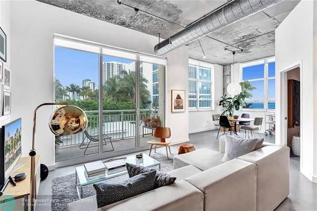2001 Biscayne Blvd #2602, Miami, FL 33137 (MLS #F10239381) :: Berkshire Hathaway HomeServices EWM Realty