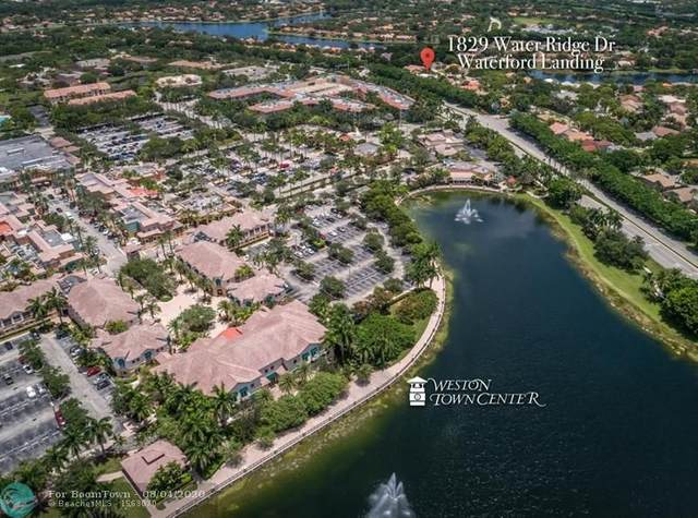 1829 Water Ridge Dr, Weston, FL 33326 (MLS #F10241155) :: Berkshire Hathaway HomeServices EWM Realty