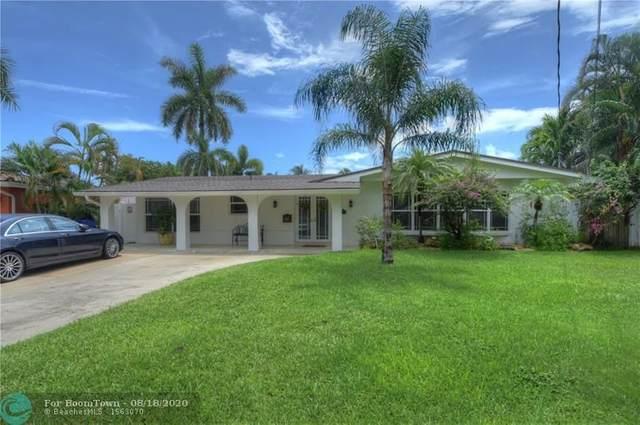 5860 NE 14th Road, Fort Lauderdale, FL 33334 (#F10241193) :: Ryan Jennings Group