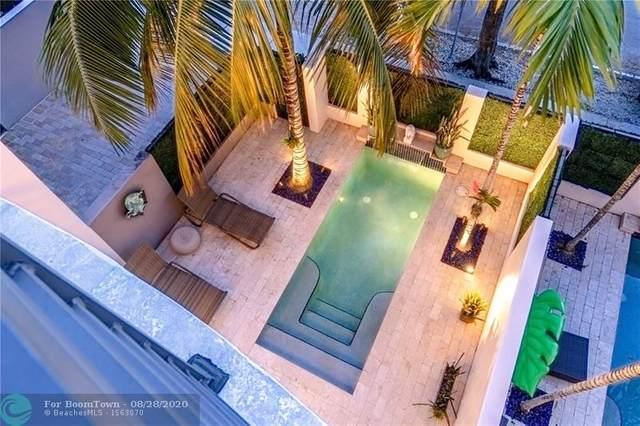 604 NE 14 Avenue, Fort Lauderdale, FL 33304 (#F10241212) :: Ryan Jennings Group