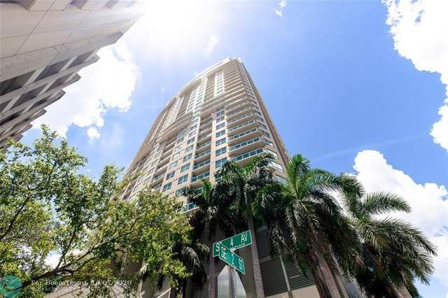 350 SE 2 Street #2360, Fort Lauderdale, FL 33301 (MLS #F10241419) :: Green Realty Properties