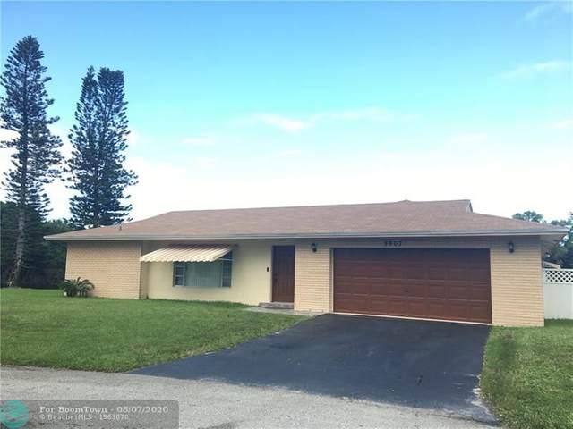 9907 NW 67TH CT, Tamarac, FL 33321 (MLS #F10241456) :: Berkshire Hathaway HomeServices EWM Realty