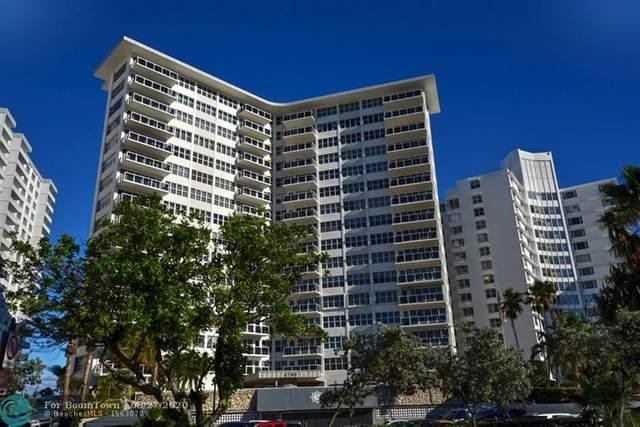 3700 Galt Ocean Dr #414, Fort Lauderdale, FL 33308 (#F10241467) :: Posh Properties