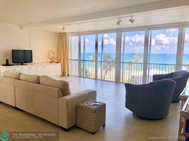 1530 S Ocean Blvd #503, Pompano Beach, FL 33062 (#F10241553) :: The Rizzuto Woodman Team