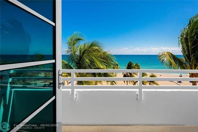 101 S Fort Lauderdale Beach Blvd #308, Fort Lauderdale, FL 33316 (MLS #F10241693) :: Patty Accorto Team