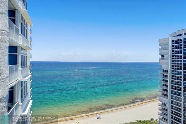1360 S Ocean Blvd #2404, Pompano Beach, FL 33062 (#F10242089) :: Posh Properties