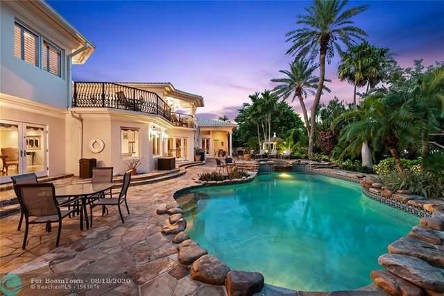 1600 S Ocean Dr, Fort Lauderdale, FL 33316 (#F10243061) :: Ryan Jennings Group