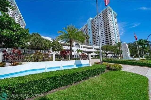 1201 S Ocean Dr 1210N, Hollywood, FL 33019 (#F10243328) :: Posh Properties