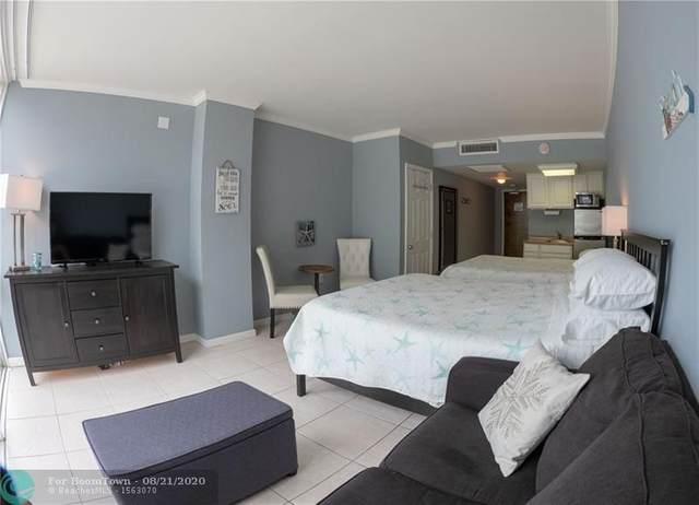 4040 Galt Ocean Dr #335, Fort Lauderdale, FL 33308 (MLS #F10243888) :: Berkshire Hathaway HomeServices EWM Realty