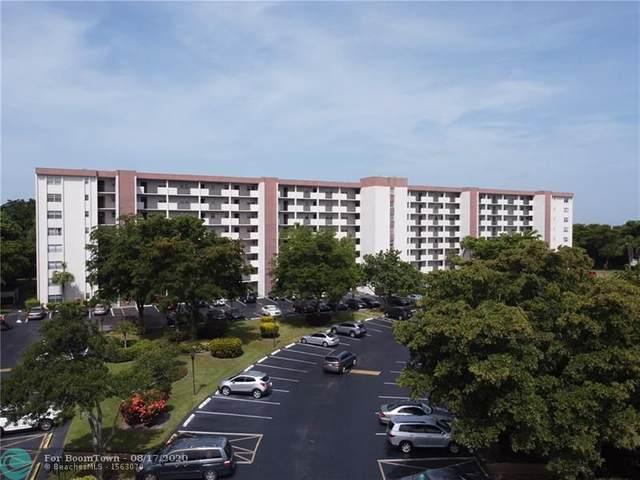 5900 NW 44th St #810, Lauderhill, FL 33319 (#F10244047) :: Posh Properties