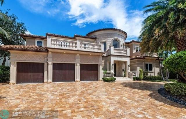 2561 Mercedes Dr, Fort Lauderdale, FL 33316 (MLS #F10244541) :: The Howland Group