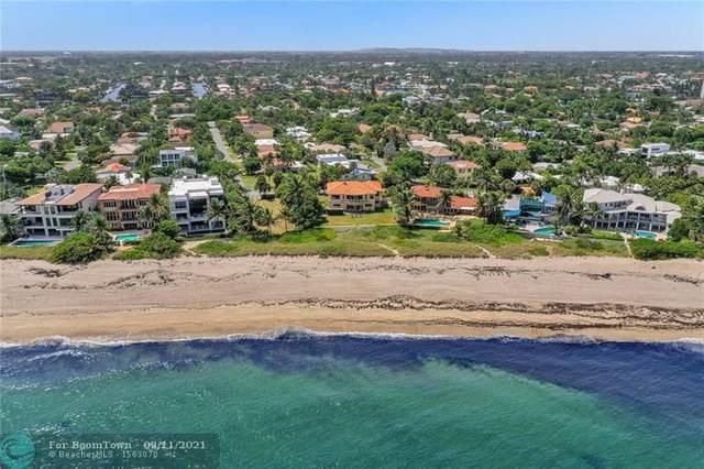 2102 Bay Dr, Pompano Beach, FL 33062 (MLS #F10246020) :: Berkshire Hathaway HomeServices EWM Realty