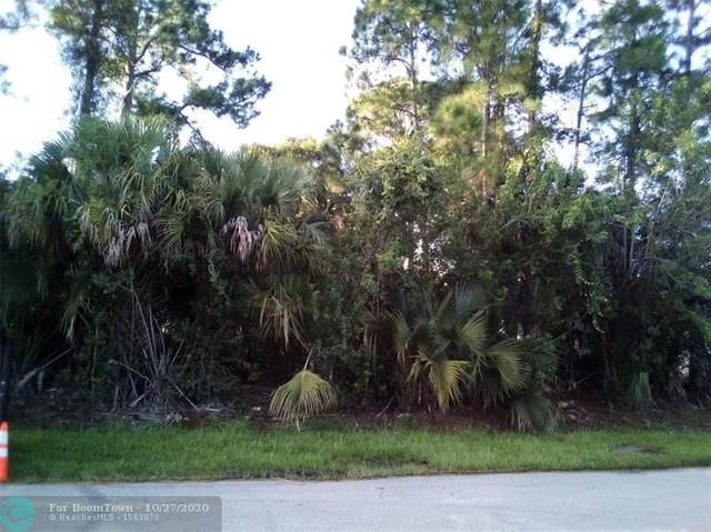 1350 SW Lawndale Ave, Port Saint Lucie, FL 34953 (MLS #F10246606) :: Berkshire Hathaway HomeServices EWM Realty