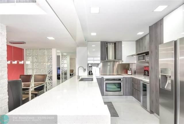 1965 S Ocean Drive 6G, Hallandale, FL 33009 (MLS #F10246765) :: Castelli Real Estate Services