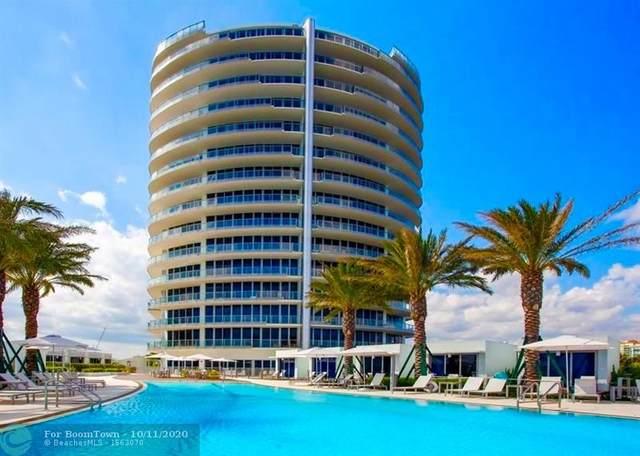 701 N Fort Lauderdale Blvd Penthouse 1802, Fort Lauderdale, FL 33304 (MLS #F10247501) :: Green Realty Properties