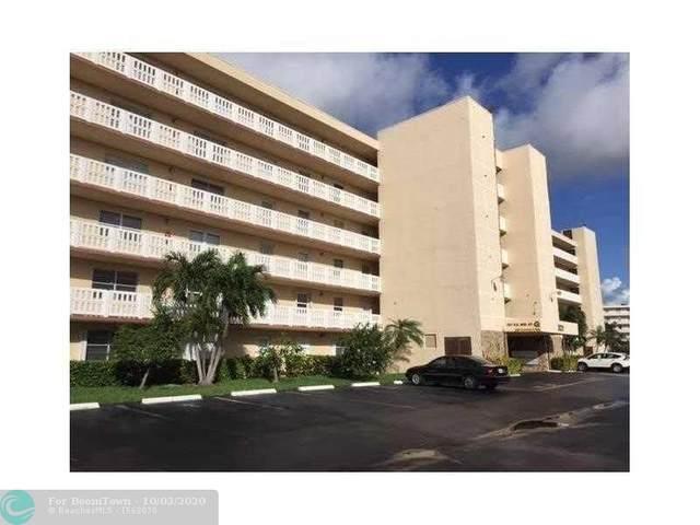 321 SE 3rd St #301, Dania Beach, FL 33004 (MLS #F10248052) :: Berkshire Hathaway HomeServices EWM Realty