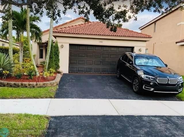 1301 Majesty Ter, Weston, FL 33327 (MLS #F10248286) :: Berkshire Hathaway HomeServices EWM Realty