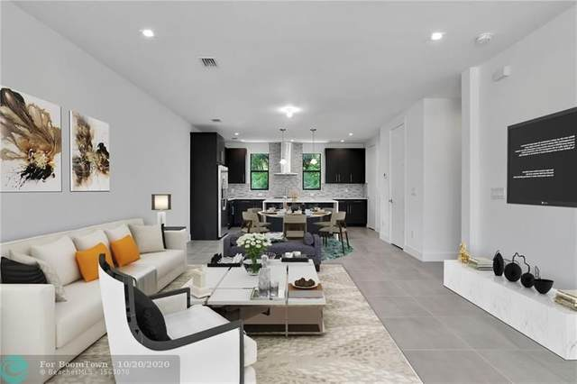 625 NE 22nd Dr #13, Wilton Manors, FL 33305 (MLS #F10248347) :: Berkshire Hathaway HomeServices EWM Realty
