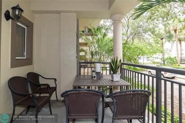 2633 NE 14th Ave #103, Wilton Manors, FL 33334 (MLS #F10248449) :: Berkshire Hathaway HomeServices EWM Realty