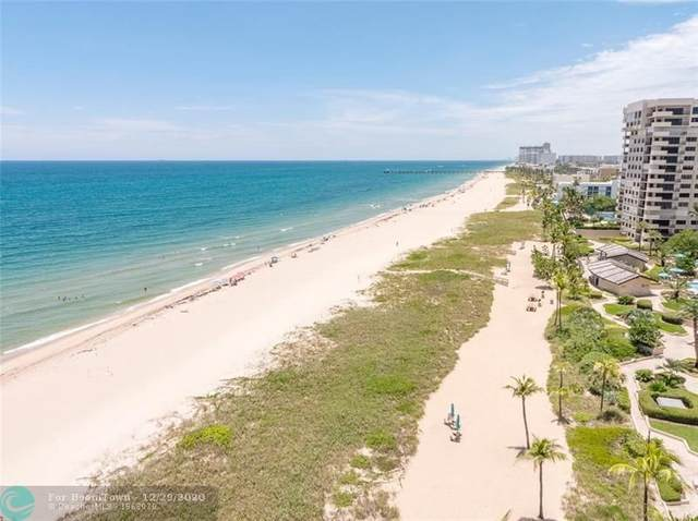 1900 S Ocean Blvd 10F, Lauderdale By The Sea, FL 33062 (#F10248593) :: Posh Properties