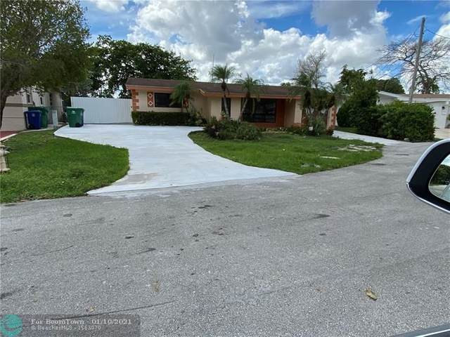 3816 S Lake Ter, Miramar, FL 33023 (MLS #F10248692) :: Miami Villa Group
