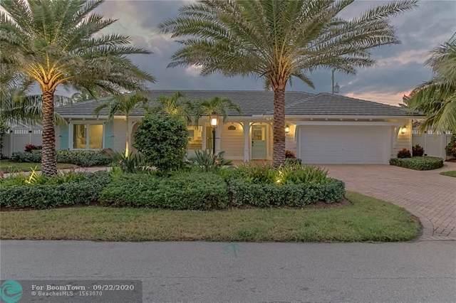 4131 NE 31st Ave, Lighthouse Point, FL 33064 (MLS #F10249076) :: Castelli Real Estate Services