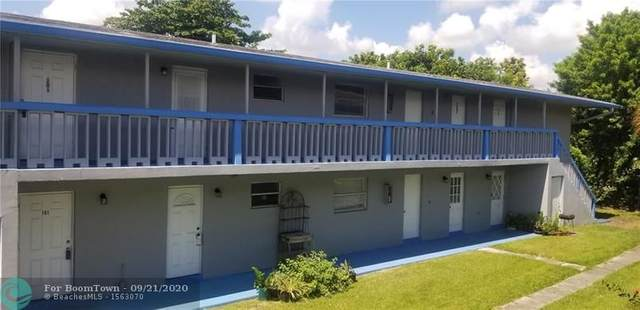 7441 Kimberly Blvd 101B, North Lauderdale, FL 33068 (MLS #F10249142) :: Berkshire Hathaway HomeServices EWM Realty