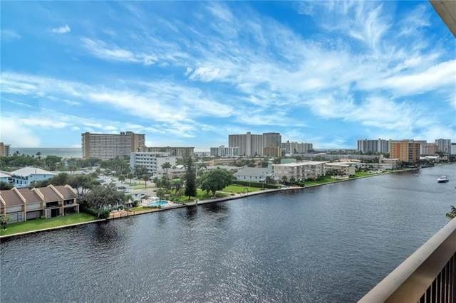 2900 NE 14th Street Cswy #906, Pompano Beach, FL 33062 (MLS #F10249297) :: United Realty Group