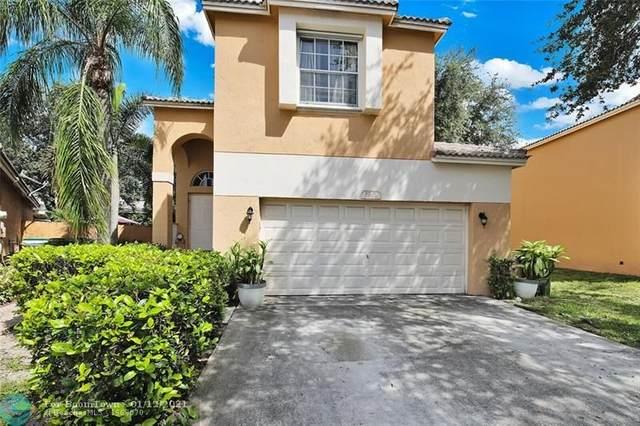 5861 Eagle Cay Cir, Coconut Creek, FL 33073 (MLS #F10249679) :: Miami Villa Group