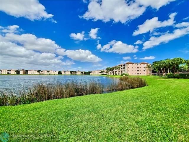 14095 Royal Vista Dr #105, Delray Beach, FL 33484 (MLS #F10250489) :: Berkshire Hathaway HomeServices EWM Realty
