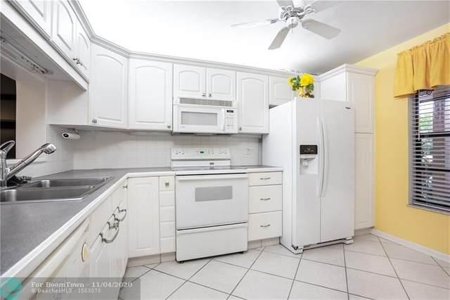 3485 Environ Blvd C106, Lauderhill, FL 33319 (MLS #F10250697) :: Green Realty Properties