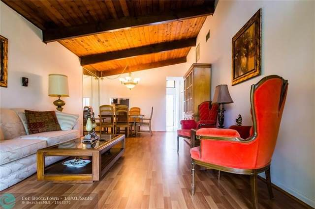 124 Fox Rd 2-48, Hollywood, FL 33024 (MLS #F10250705) :: Green Realty Properties