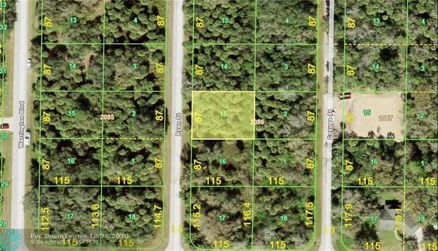 210 Ryan St, Other City - In The State Of Florida, FL 33954 (MLS #F10250863) :: Berkshire Hathaway HomeServices EWM Realty